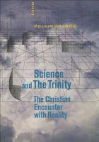Science and the Trinity PDF