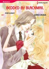 Bedded by Blackmail: Harlequin Comics