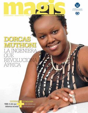 Dorcas Muthoni  La ingeniera que revoluciona   frica  Magis 465  PDF