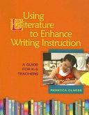 Using Literature to Enhance Writing Instruction
