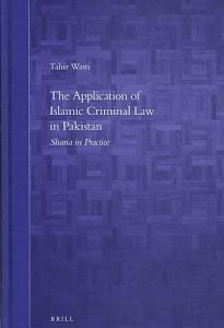 The Application of Islamic Criminal Law in Pakistan PDF