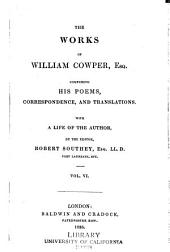 Life and Works of William Cowper