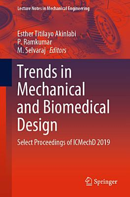 Trends in Mechanical and Biomedical Design PDF