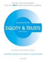 Equity   Trusts Concentrate PDF