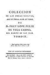 La Vega del Parnasso: 9.10