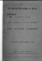 The Literary History of the Divine Comedy