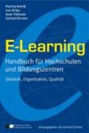 E Learning   Handbuch f  r Hochschulen und Bildungszentren PDF