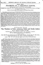 Trübner's American and Oriental literary record0