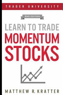 Learn to Trade Momentum Stocks PDF