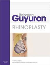 Rhinoplasty E-Book: Expert Consult - Online