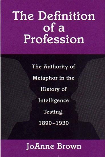 The Definition of a Profession PDF