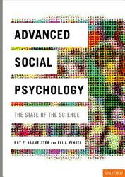 Advanced Social Psychology Book PDF