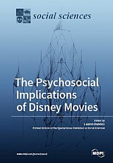 The Psychosocial Implications of Disney Movies Book