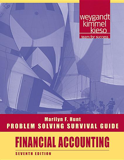 Problem Solving Survival Guide t a Financial Accounting PDF