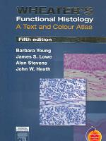 Wheater s Functional Histology PDF
