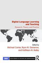 Digital Language Learning and Teaching PDF