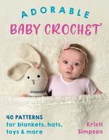 Adorable Baby Crochet PDF