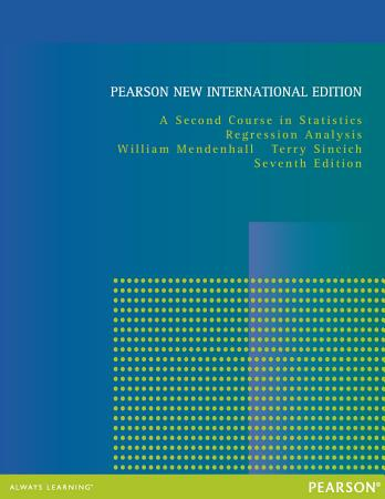 A Second Course in Statistics  Pearson New International Edition PDF