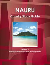 Nauru Country: Strategic Information and Developments