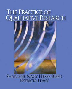 The Practice of Qualitative Research PDF