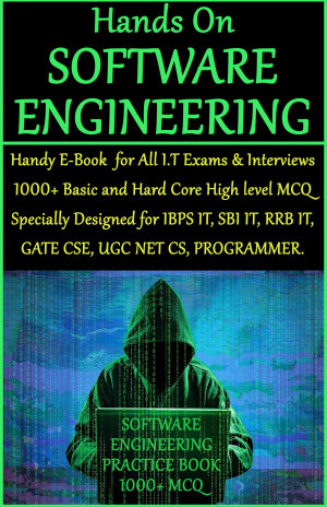 Hands on Software Engineering  1000 MCQ E Book