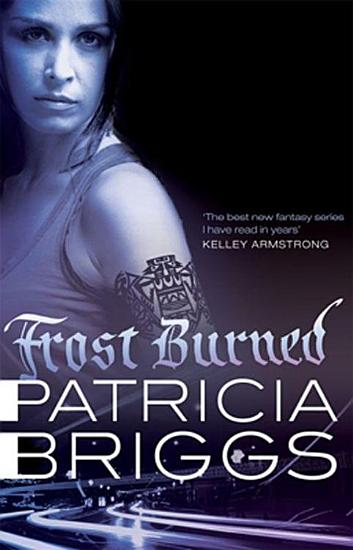 Frost Burned  Mercy Thompson Book 7 PDF