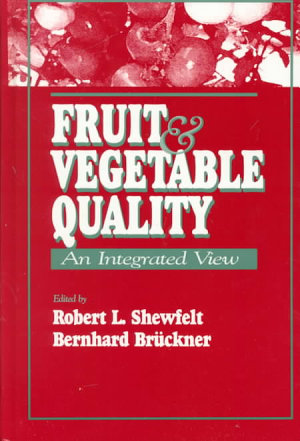 Fruit and Vegetable Quality PDF