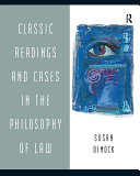 Classic Readings and Cases in the Philosophy of Law