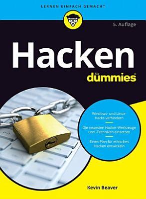 Hacken f  r Dummies PDF
