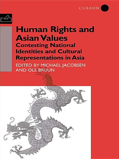 Human Rights and Asian Values PDF