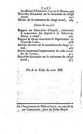 Journal des Et́ats généraux, convoqués par Louis XVI.: Volume12
