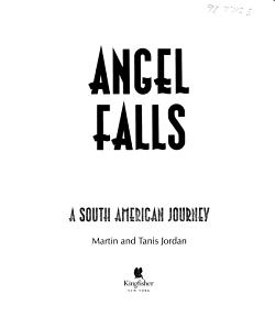 Angel Falls PDF