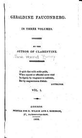 Geraldine Fauconberg: Volume 1