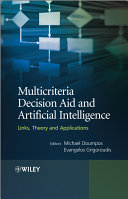 Multicriteria Decision Aid and Artificial Intelligence
