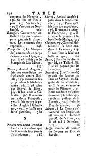 Histoire de l'avénement de la maison de Bourbon au trône d'Espagne: Volume3