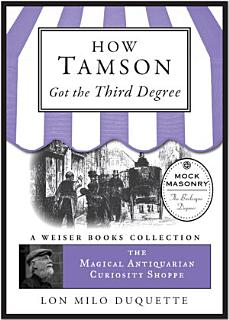 How Tamson Got the Third Degree Book