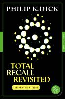 Total Recall Revisited PDF