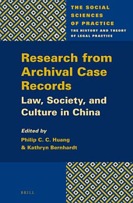 Research from Archival Case Records PDF