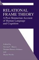 Relational Frame Theory PDF