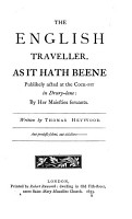 The English traveller  1633  A maidenhead well lost  1634  The Lancashire witches  by Heywood and R  Broome  1634  London s Ius honorarium  1631  Londini sinus salutis  1635  Londoni speculum  or  Londons mirror  1637 PDF