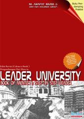 Leader University: Step by Step Leader