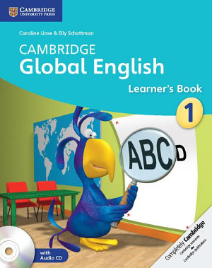 Cambridge Global English Stage 1 Learner s Book with Audio CDs  2