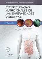 Consecuencias Nutricionales de Las Enfermedades Digestivas PDF