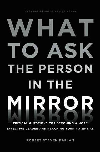 Download What to Ask the Person in the Mirror Book