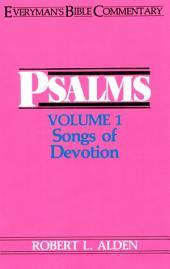 Psalms Volume 1- Everyman's Bible Commentary