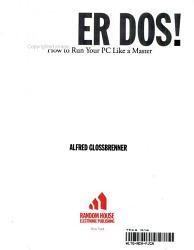 Power Dos  Book PDF