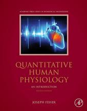 Quantitative Human Physiology: An Introduction, Edition 2