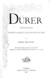Dürer, geschichte seines Lebens und seiner Kunst