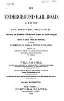 The Underground Rail Road PDF