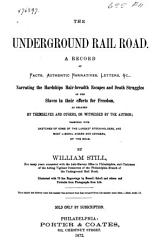 The Underground Rail Road PDF